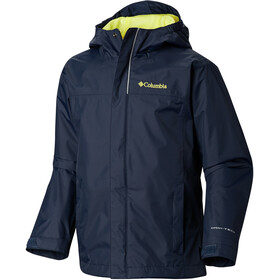 Columbia Watertight Jacket Boys Collegiate Navy